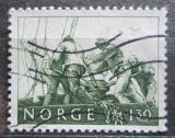 Poštovní známka Norsko 1981 Námořníci Mi# 838