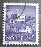 Poštovní známka Norsko 1982 Oslofjord Mi# 857