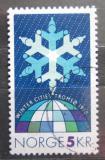 Poštovní známka Norsko 1990 Konference měst Mi# 1037