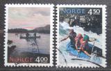 Poštovní známky Norsko 1993 Turistické atrakce, NORDEN Mi# 1123-24