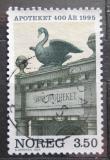 Poštovní známka Norsko 1995 Lékárna, Bergen Mi# 1172