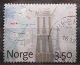 Poštovní známka Norsko 1996 Objev zemního plynu Mi# 1211