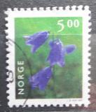 Poštovní známka Norsko 1997 Zvonek okrouhlolistý Mi# 1233