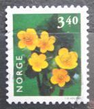 Poštovní známka Norsko 1998 Blatouch bahenní Mi# 1269