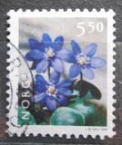 Poštovní známka Norsko 1998 Jaterník podléška Mi# 1272