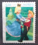 Poštovní známka Norsko 2002 Pohádkové postavy Mi# 1432 Dl