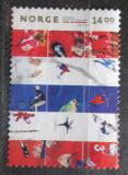 Poštovní známka Norsko 2011 Sportovní svaz, 100. výročí Mi# 1743 Kat 3.60€