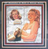 Poštovní známka Mosambik 2002 Marilyn Monroe Mi# Block 146 Kat 11€