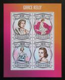 Poštovní známky Burundi 2013 Grace Kelly Mi# 3063-66 Kat 10€