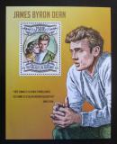 Poštovní známka Burundi 2013 James Byron Dean Mi# Block 338 Kat 9€
