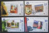 Poštovní známky Lotyšsko 2006 Evropa CEPT, 50. výročí Mi# 652-55