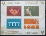 Poštovní známka Srbsko 2005 Výročí Evropa CEPT Mi# Block 60 B