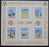 Poštovní známky Kyrgyzstán 2005 Evropa CEPT Mi# Bl 44 Kat 16€