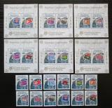 Poštovní známky SAR 2005 Evropa CEPT Mi# 2913-24,Block 678-83 Kat 71€