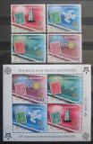 Poštovní známky Černá Hora 2006 Evropa CEPT Mi# 108-11, Bogen Kat 26€