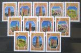 Poštovní známky Kyrgyzstán 2005 Evropa CEPT Mi# 449-54 A-B Kat 33€