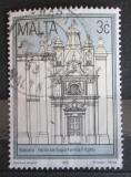 Poštovní známka Malta 1992 Architektura, Valletta Mi# 893