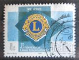 Poštovní známka Malta 1993 Lions Intl., 75. výročí Mi# 902