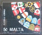 Poštovní známka Malta 1993 Znaky Mi# 922