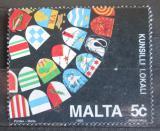 Poštovní známka Malta 1993 Znaky Mi# 923