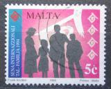 Poštovní známka Malta 1994 Mezinárodní rok rodiny Mi# 928