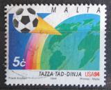 Poštovní známka Malta 1994 MS ve fotbale Mi# 933