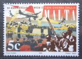 Poštovní známka Malta 1995 Konec války, 50. výročí Mi# 956