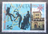 Poštovní známka Malta 1996 Blahobyt pro mladé Mi# 975