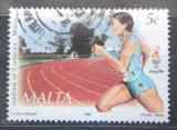 Poštovní známka Malta 1996 LOH Atlanta, běh Mi# 990