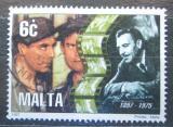 Poštovní známka Malta 1997 Joseph Calleia, herec Mi# 1014