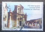 Poštovní známka Malta 1997 Katedrála Gozo, 300. výročí Mi# 1018