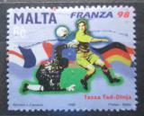 Poštovní známka Malta 1998 MS ve fotbale Mi# 1047