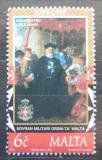 Poštovní známka Malta 1999 Umění, Maltézský řád Mi# 1060
