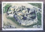 Poštovní známka Malta 2009 Ruiny hradu Mi# 1613