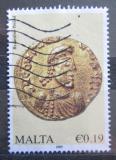 Poštovní známka Malta 2009 Zlatá mince Mi# 1618