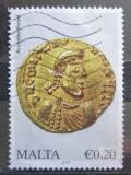 Poštovní známka Malta 2012 Zlatá mince Mi# 1696