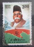 Poštovní známka Indie 1999 Keshavrao Baliram Hedgewar Mi# 1680
