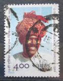 Poštovní známka Indie 1988 Domorodec Mi# 1139