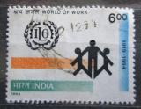 Poštovní známka Indie 1994 ILO, 75. výročí Mi# 1427