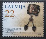 Poštovní známka Lotyšsko 2006 Šperky Mi# 673