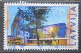 Poštovní známka Lotyšsko 2016 Moderní architektura Mi# 986 Kat 3.60€
