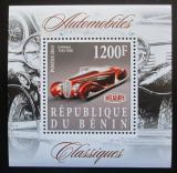 Poštovní známka Benin 2015 Delahaye Mi# N/N