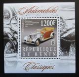 Poštovní známka Benin 2015 Rolls-Royce Mi# N/N