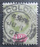 Poštovní známka Cejlon 1904 Král Edward VII. Mi# 152
