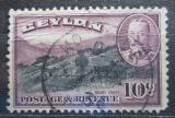 Poštovní známka Cejlon 1935 Rýžové terasy Mi# 220