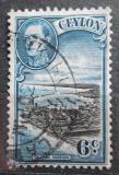 Poštovní známka Cejlon 1938 Přístav Colombo Mi# 233