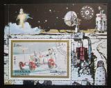 Poštovní známka Šardžá 1972 Apollo 17 Mi# Block 111 A