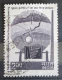Poštovní známka Indie 1977 Seizmograf Mi# 705 Kat 3€