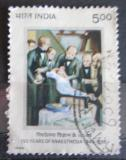 Poštovní známka Indie 1996 Anestézie, 150. výročí Mi# 1530