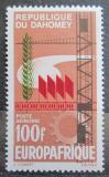 Poštovní známka Dahomey 1966 EUROPAFRIQUE Mi# 281